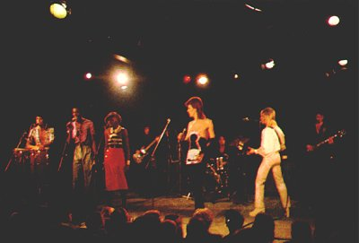 The ziggy stardust companion geoffrey alexander for 1980 floor show