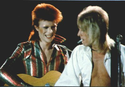 The ziggy stardust companion the spiders from mars 2 2 for 1980 floor show david bowie